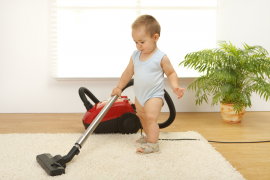 baby safe house cleaning products