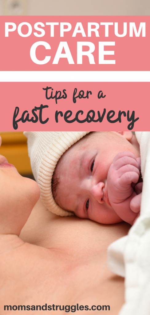 how long does it take to recover after giving birth